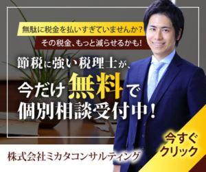 節税サポート相談【ミカタコンサルティング】